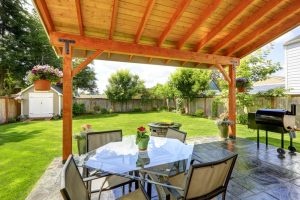 ideas of pergolas