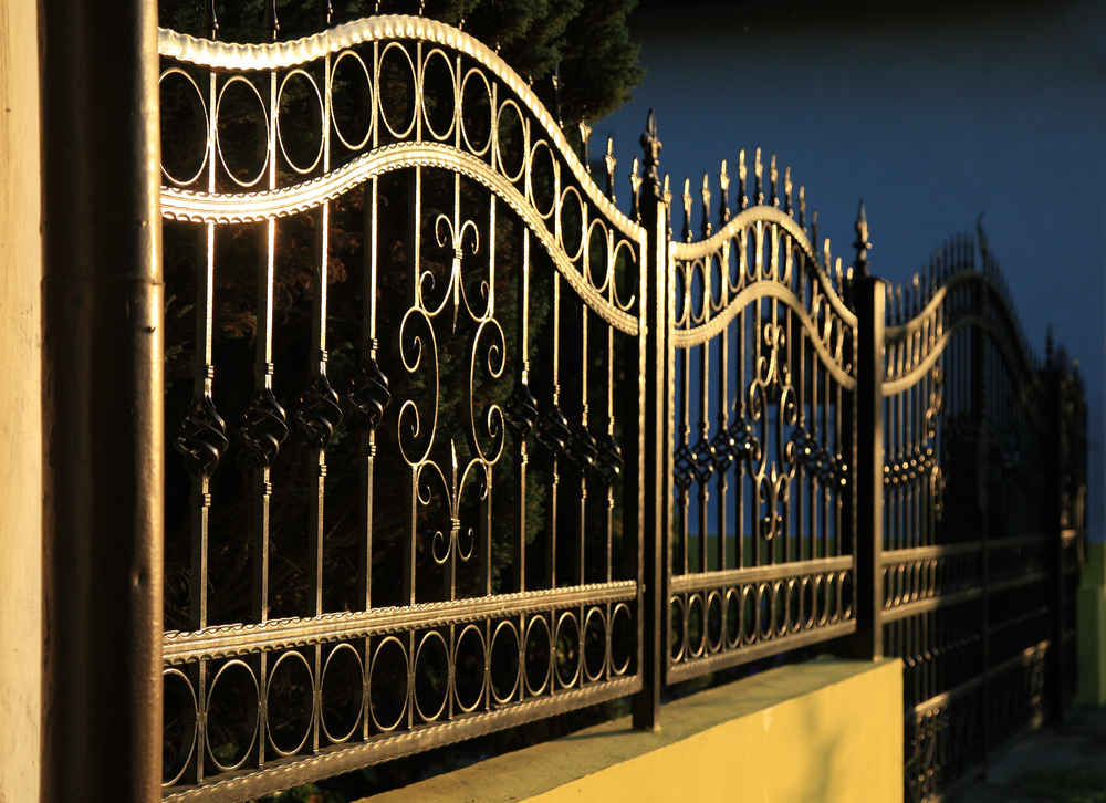 Metal Fence New Orleans