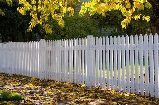 wood fence new orleans la