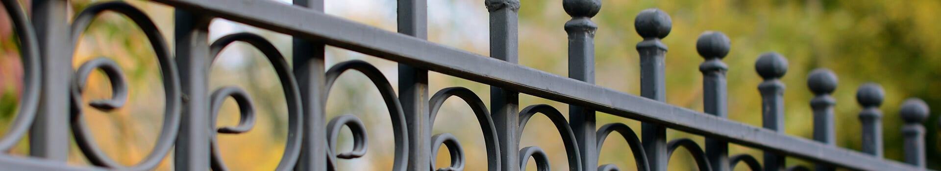 Aluminum Fence Type