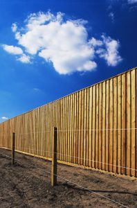 commercial wood fence in new orleans