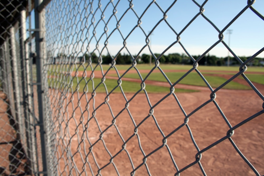 new orleans commercial chain link fence