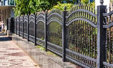 Big Easy Fences - Durable Metal Fence