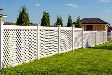 Big Easy Fences - Durable vinyl fences