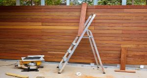 wood fence installation - Big easy fences