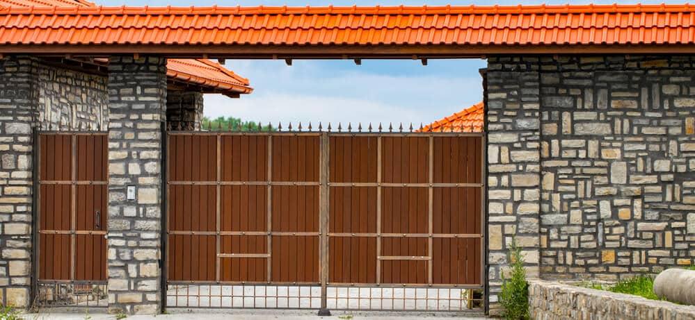 Residential Automatic Gates - Big Easy Fences